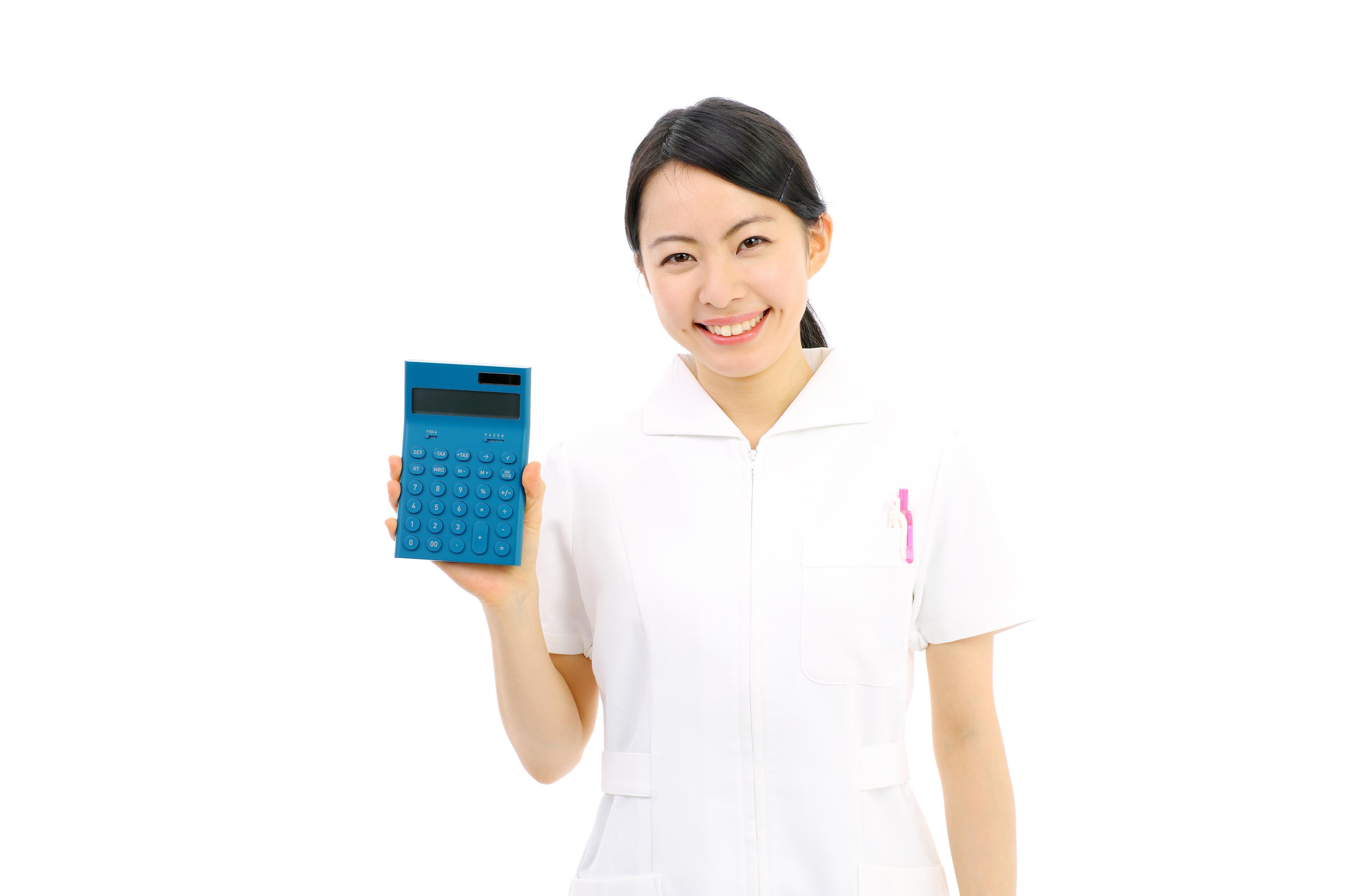 正看護師ってどのくらい稼げるの?気になる手取り収入額について